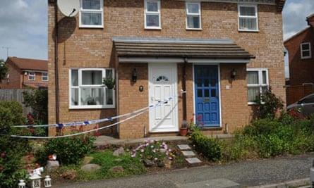Megan-Leigh Peat murder Ampthill house