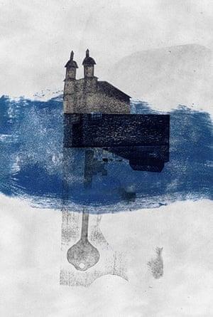 Book Illustration Comp: Bloody Chamber by Iro Tsavala