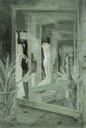 Book Illustration Comp: The Bloody Chamber by Igor Karash