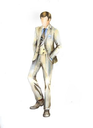 London Collections Thu: Hackett for London Collections
