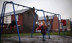 Child poverty in UK