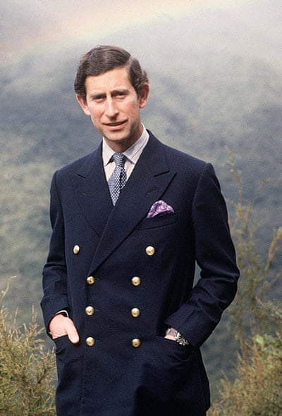 The Prince of Wales: Style icon | Fashion | The Guardian