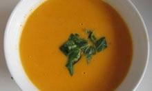 Jamie Oliver recipe tomato soup