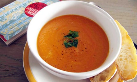 Felicity's perfect tomato soup