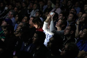 24 hours in pictures: Video presentation on new products during the Apple Developers Conference