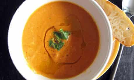 Felicity's perfect tomato soup