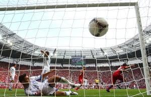 Greece v Czech2: Pilar scores