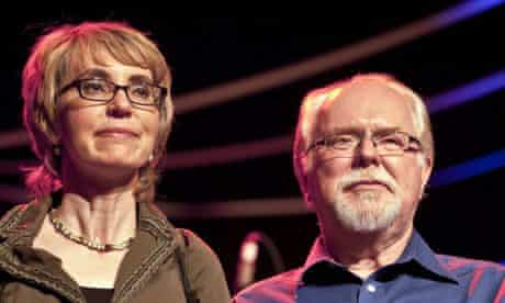 Ron Barber, a former aide of Gabrielle Giffords, has won the seat she vacated in Arizona.