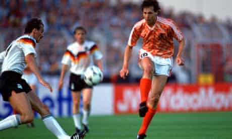 Soccer - European Championship 1988 - Semi Final - Holland v West Germany