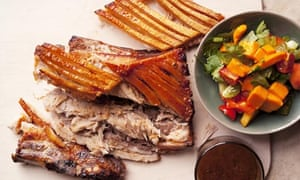 Southern Comfort pork