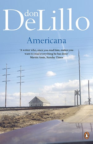 10 best: Americana by Don DeLillo