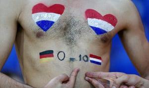 sporty: Holland v Germany - UEFA EURO 2012 Group B