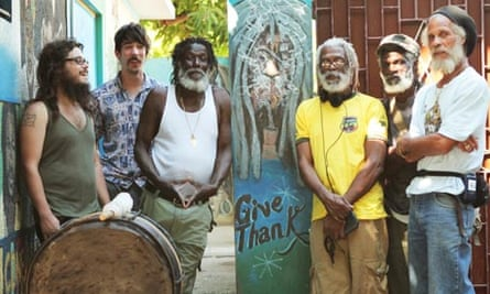 Sun Araw & M Geddes Gengras With The Congos