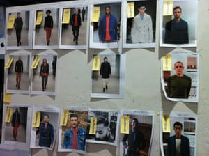 Oliver Spencer London collections