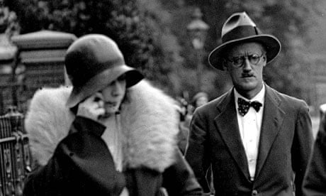 Simple help on my essay about James Joyce?