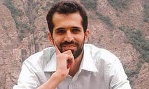 Iranian nuclear scientist Mostafa Ahmadi Roshan