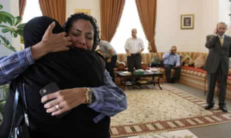 Bahraini doctor Fatima Haji