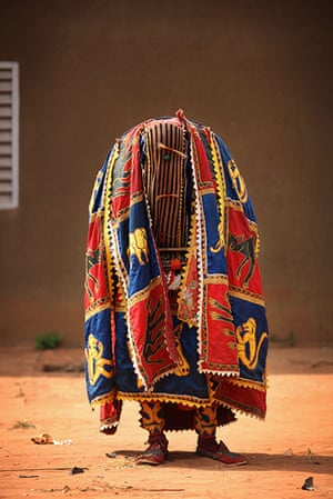 Benin: Benin's Mysterious Voodoo Religion Is Celebrated In Its Annual Festival
