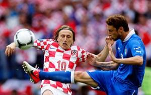 sport2: Italy vs Croatia