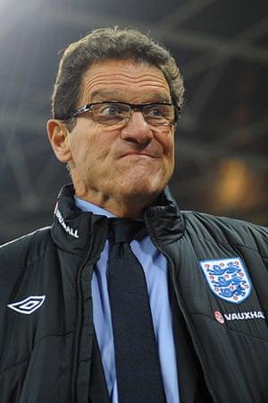 sport3: England v Sweden - International Friendly