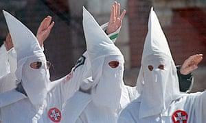 Ku Klux Klan KKK in Ohio