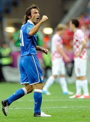 footy2: Italy vs Croatia