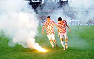 footy4: Italy vs Croatia
