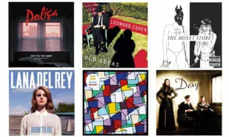 Some of our favourite albums …