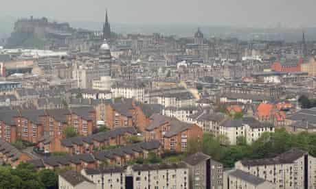 Legionnaires outbreak in Edinburgh