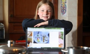 School Dinner Blogger - 9 yr old Martha Payne from Argyll