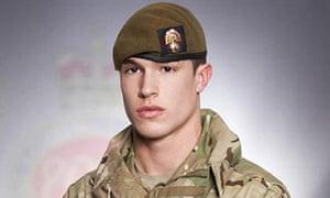 Fallen serviceman named