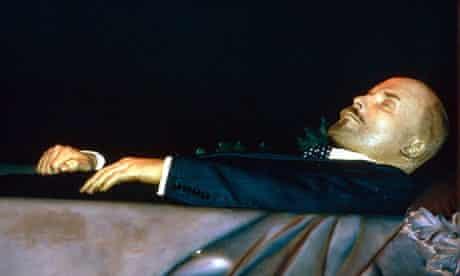 Lenin corpse