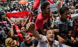 Egypt Prepares For Run-Off Presidential Election