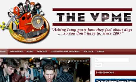 The Von Pip Musical Express