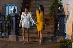 Obama fundriser NYC: Solange Knowles and Chanel Iman