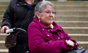Gloria Taylor has succeeded in having Canada's ban on assisted suicide declared illegal