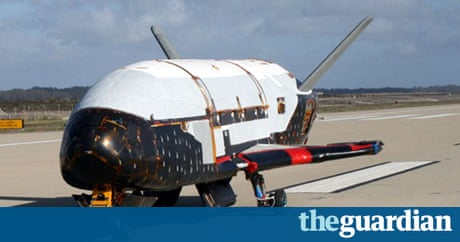 Secretive US military space shuttle lands itself at ...