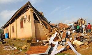 Nigeria church attack