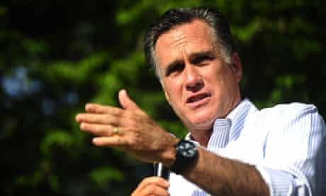 Mitt Romney in Pennsylvania