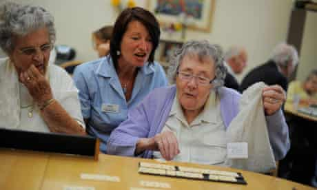 day centre for the elderly