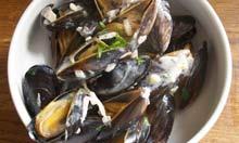 Rick Stein recipe moules marinieres