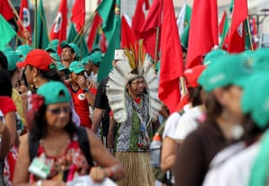 UN Rio+20: Landless workers' movement