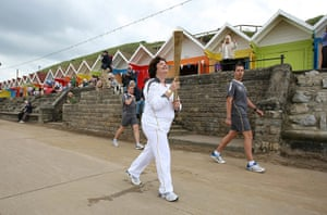 Olympic torch relay 31