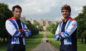 Announcement Of The Rowing Athletes Named in Team GB for the London 2012 Olympic Games