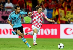 Italy fix: Croatia v Spain - Group C: UEFA EURO 2012
