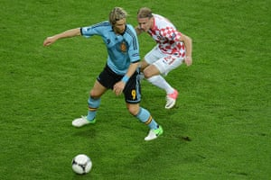 Italy fix: Fernando Torres will hoping to add to his tally this evening