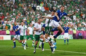 Italy fix: Italy v Ireland - Group C: UEFA EURO 2012