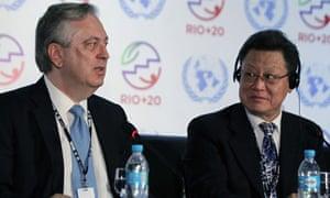 UN Conference on Sustainable Development Rio+2