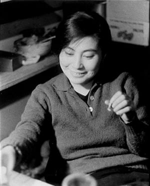 Yoko Ono archive photos: Yoko in New York City, 1961