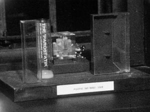 Yoko Ono archive photos: Lennon's artwork The original Plastic Ono Band, 1968